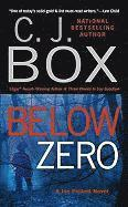 Below Zero (inbunden)