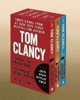 Tom Clancy's Jack Ryan Action Pack: The Hunt for Red October/The Cardinal of the Kremlin/Patriot Games (pocket)
