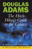 The Hitch Hiker's Guide to the Galaxy (pocket)