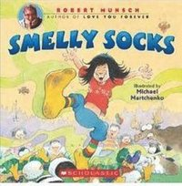 Smelly Socks (inbunden)