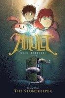 Amulet Stonekeeper (inbunden)