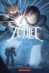 Amulet #2: The Stonekeeper's Curse (inbunden)