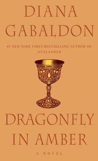 Dragonfly in Amber (inbunden)