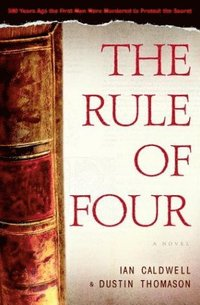 The rule of four (pocket)
