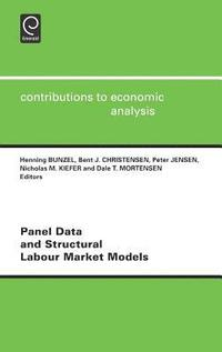 Panel Data and Structural Labour Market Models (h�ftad)