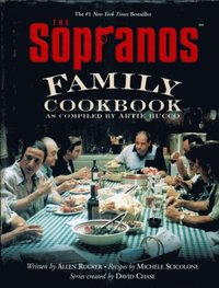 Sopranos Family Cookbook (kartonnage)