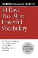 10 Days to a More Powerful Vocabulary (häftad)