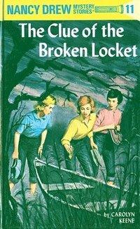 The Clue of the Broken Locket (inbunden)