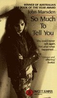 So Much to Tell You (e-bok)