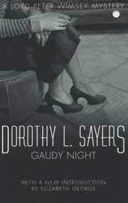 Gaudy Night (h�ftad)
