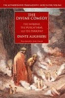 The Divine Comedy: The Inferno, the Purgatorio, the Paradiso (inbunden)