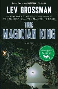 The Magician King (h�ftad)