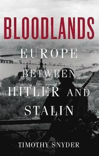 Bloodlands (inbunden)