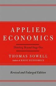Applied Economics (inbunden)