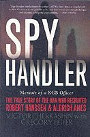 Spy Handler (h�ftad)