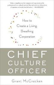 Chief Culture Officer (h�ftad)