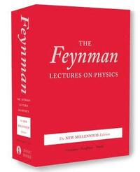 Feynman Lectures on Physics (h�ftad)