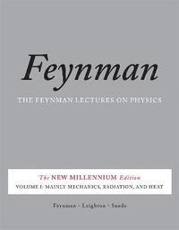 Feynman Lectures on Physics: v. 1 Mainly Mechanics, Radiation, and Heat (h�ftad)