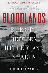 Bloodlands (inbunden)