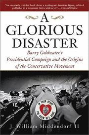 A Glorious Disaster (h�ftad)