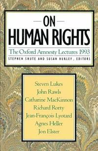 On Human Rights (inbunden)