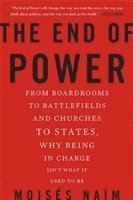 The End of Power (h�ftad)