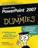 PowerPoint 2007 For Dummies (h�ftad)