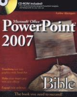 PowerPoint 2007 Bible (h�ftad)
