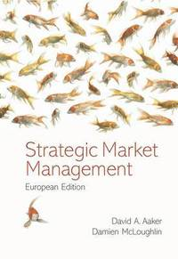 Strategic Market Management (inbunden)