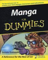 Manga For Dummies (h�ftad)