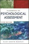 Handbook of Psychological Assessment (inbunden)