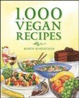 1,000 Vegan Recipes (inbunden)