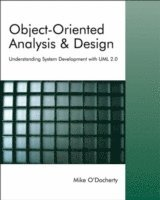 Object-Oriented Analysis and Design (h�ftad)
