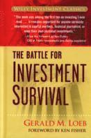 The Battle for Investment Survival (inbunden)