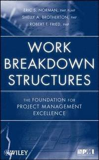 Work Breakdown Structures (inbunden)