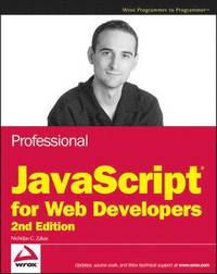 Professional JavaScript for Web Developers, 2nd Edition (h�ftad)
