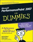 Microsoft PerformancePoint 2007 For Dummies (h�ftad)