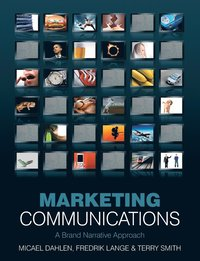 Marketing Communications (h�ftad)