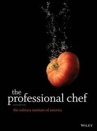 The Professional Chef (inbunden)