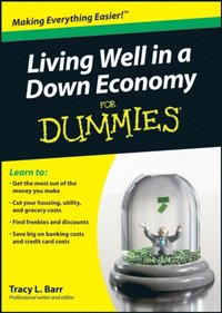 Living Well in a Down Economy For Dummies (e-bok)