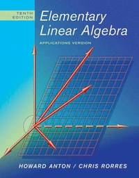 Elementary Linear Algebra with Applications (h�ftad)