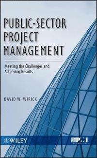 Public-Sector Project Management (inbunden)