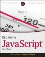 Beginning JavaScript 4th Edition (h�ftad)