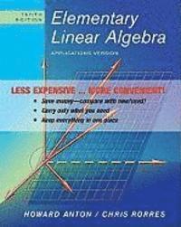 Elementary Linear Algebra (h�ftad)