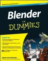 Blender for Dummies 2nd Edition Book/DVD Package ()