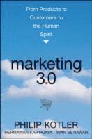 Marketing 3.0 (inbunden)