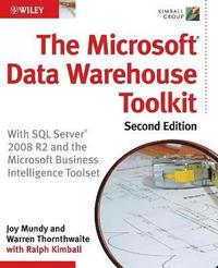 Microsoft Data Warehouse Toolkit (h�ftad)