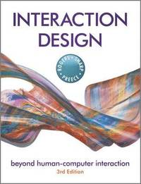 Interaction Design 3rd Edition (h�ftad)