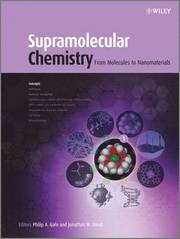 Supramolecular Chemistry (inbunden)