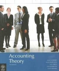 Accounting Theory (h�ftad)